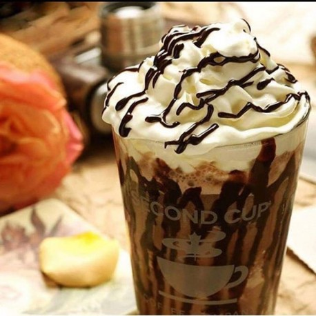 Frrozen chocolate