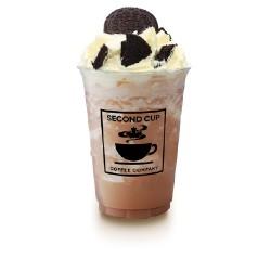 Cookies % cream chocolate